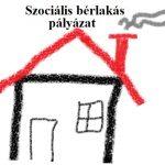 Szociális bérlakás pályázat